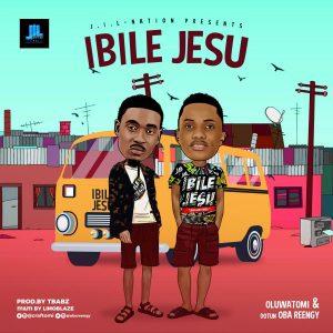 Ibile-Jesu-Cover